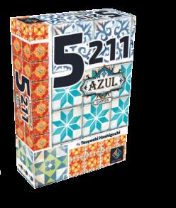 5211 - Édition spéciale Azul (BIL)