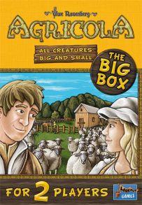 Agricola - La big box pour 2 (VF)