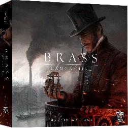 Brass Lancashire (VF)