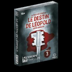 50 Clues - Le destin de Léopold - 3 (VF)