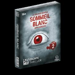 50 Clues - Sommeil blanc - 2 (VF)