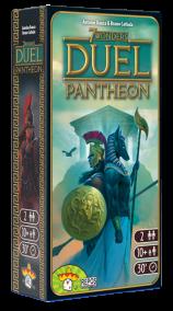 7 Wonders Duel - Pantheon (VA)