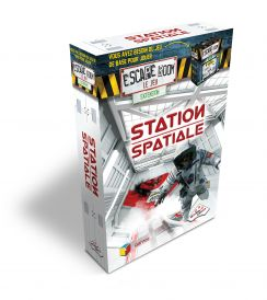 Escape Room - Station spatiale ext. (VF)