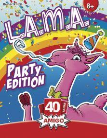 L.A.M.A.- Édition party (VF)