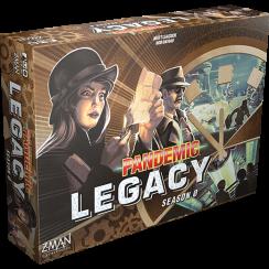 Pandémie Legacy saison 0 (VF)