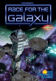 Race for the Galaxy 2e édition (VF)