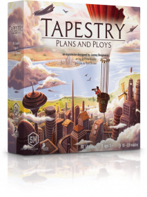 Tapestry - Manoeuvres et manigances (VF)