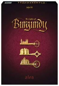 The Castles of Burgundy - New Edition (BIL)